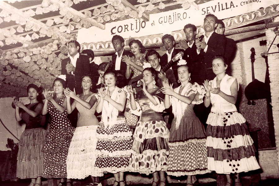 Équipe artistique,1953
