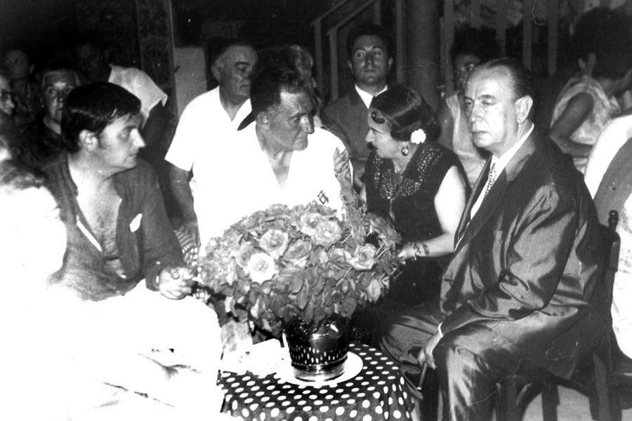 Estrellita Castro et Juan Cortés, 1970