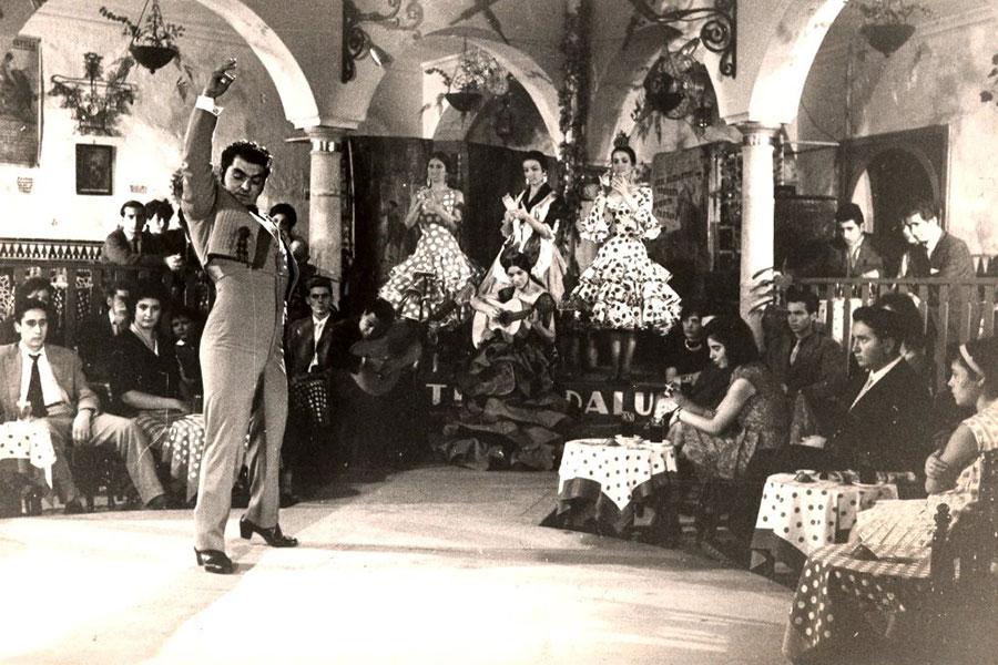 El Farruco, 1954