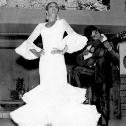 Lole y Ramón Amador en El Patio Sevillano